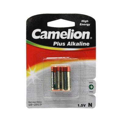 Элемент питания Camelion LR 1 BL2 (шт.), 52539