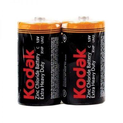 Элемент питания Kodak R14 BL-2, 55429