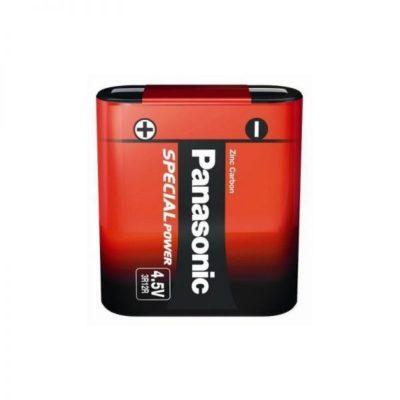 Элемент питания Panasonic 3R12 Zinc Carbon BL-1 (шт.), 55446