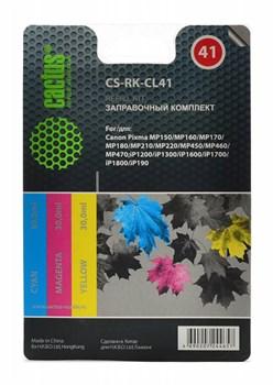 Заправочный набор Cactus CS-RK-CL41