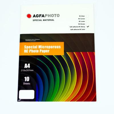 Фотобумага AGFAspecial серия микропористая