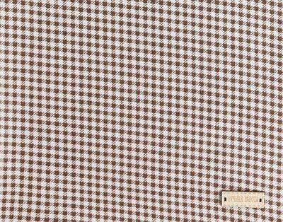 Ткань на клеевой основе «Мелкая синяя клеточка», 21 × 30 см,3087715