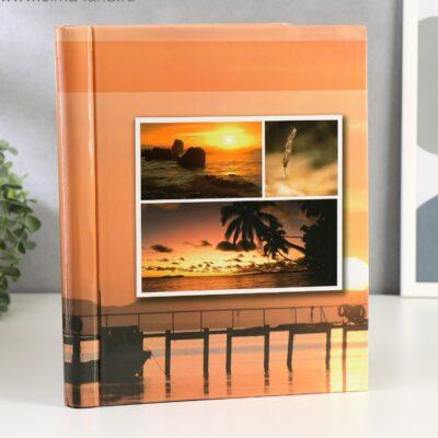 1638784 Фотоальбом магнитный 20 листов «Райский остров»